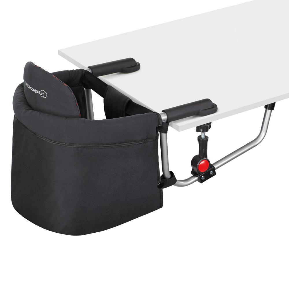 chaise de table reflex noir bbconfort - Chaise De Table