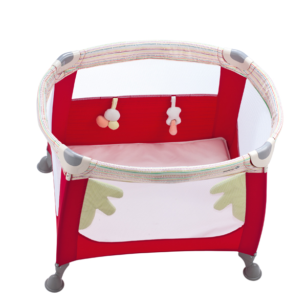 Parc Pliable ZOOM Safety Rouge Safety   www.babyhouseonline.be ... 7eb6ae26f99
