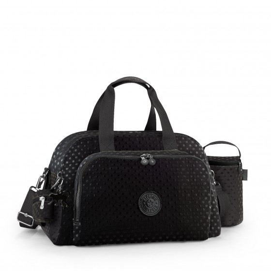 sac langer camama black dot emb kipling kipling www. Black Bedroom Furniture Sets. Home Design Ideas
