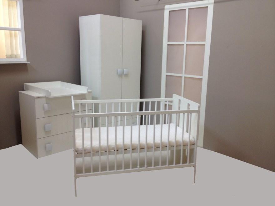 Chambre Paula en blanc klups klups  www babyhouseonline