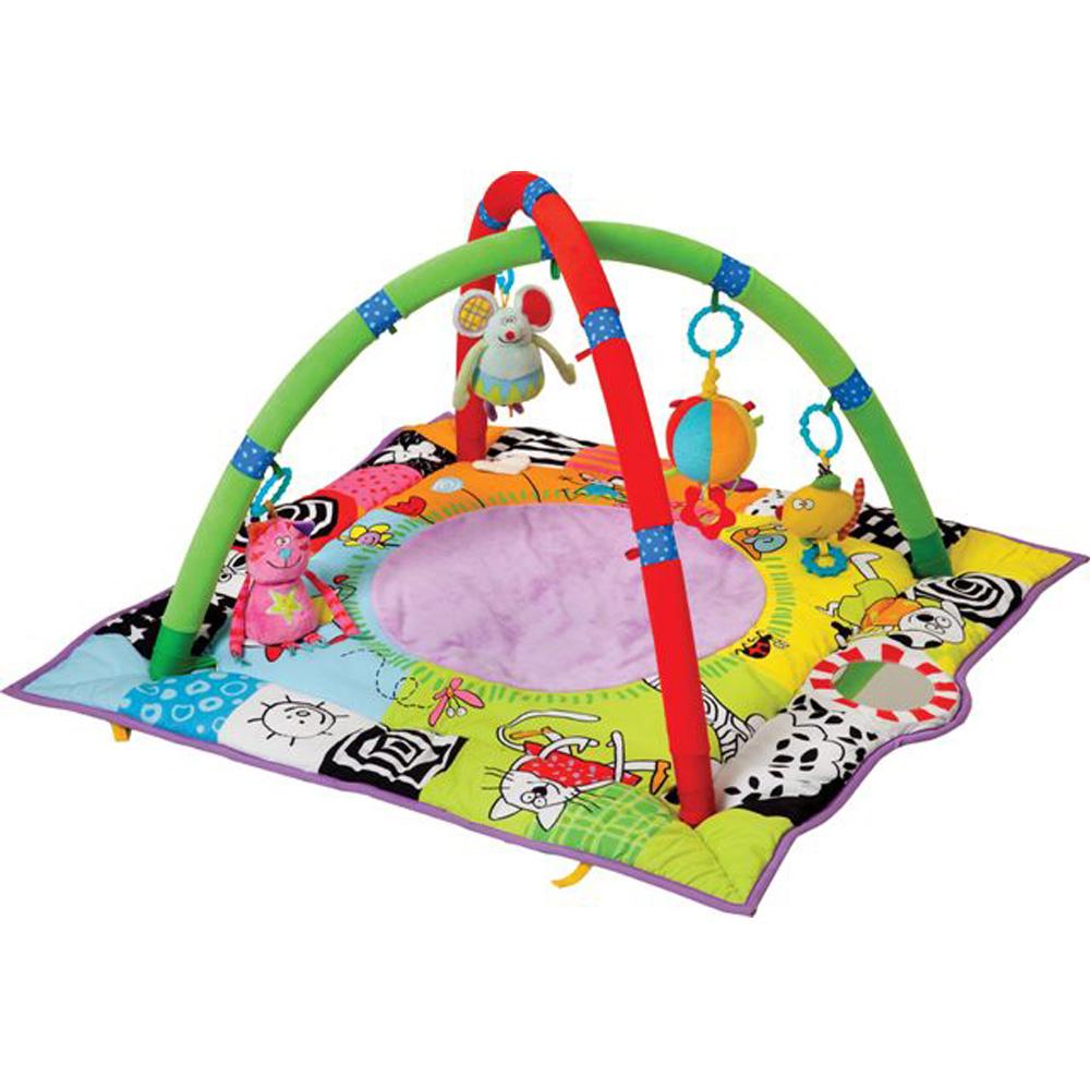 Tapis D 39 Veil Ma Premi Re Aire De Jeux Taf Toys House