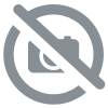 Bavoir Bandana Gris Mix & Match